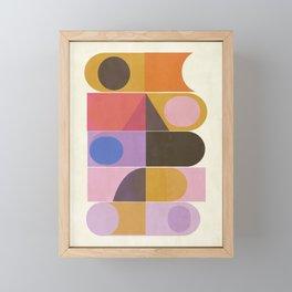 Modern Totem  #society6 #buyart #decor Framed Mini Art Print