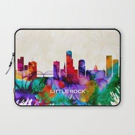 Little Rock Skyline Laptop Sleeve