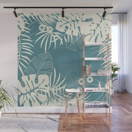 Tropical pattern 047 Wall Mural