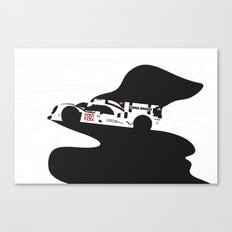 919 Hybrid Canvas Print