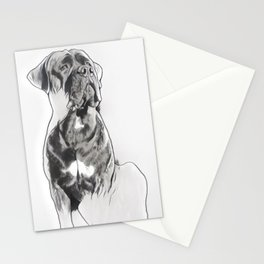 Inked Monster Stationery Cards