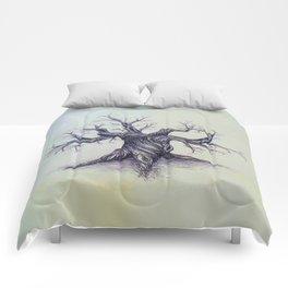 Gnarled Tree Comforters