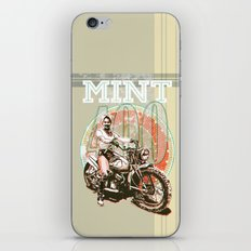 MINT 400 iPhone & iPod Skin