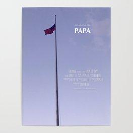 Papa Movie Poster Poster