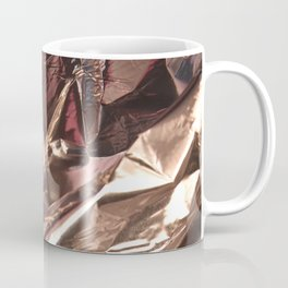 Rose Gold Foil Coffee Mug