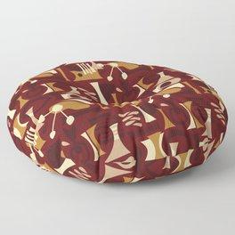 Mauna Loa Floor Pillow