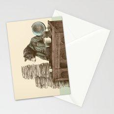Bearocrat Stationery Cards