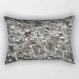 Jeweled River Grass Rectangular Pillow