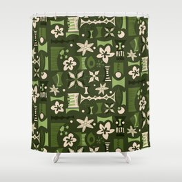 Rotuma Shower Curtain