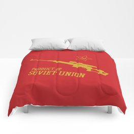 Dragunov SVD (Product of SOVIET UNION) Comforters