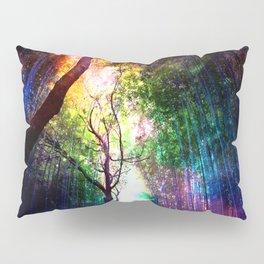 rainbow rain Pillow Sham