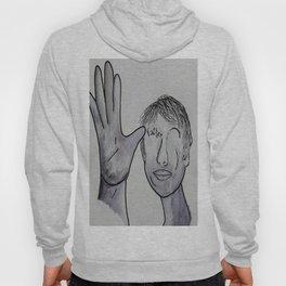 ASL Father in Denim Colors Hoody