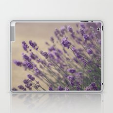 lavender dreams Laptop & iPad Skin