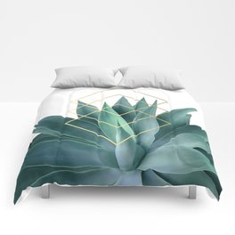 Agave geometrics Comforters