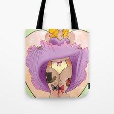 Unashamed Tote Bag