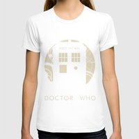doctor who T-shirts featuring Doctor Who by LukeMorgan