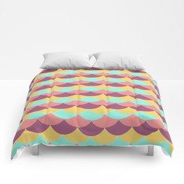 Fan Pattern Comforters
