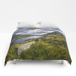 Snowdonia Helicopter Mountain Resuce Comforters