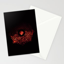 Inner Fortress - Flame Stationery Cards