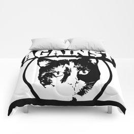 Cats against catcalls Comforters