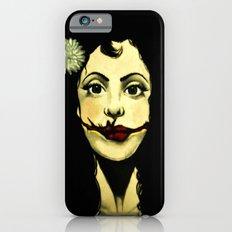 Black Dahlia Slim Case iPhone 6s