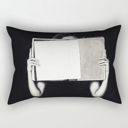 Monotony ... Rectangular Pillow