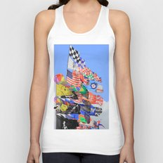 Fly the Flag Unisex Tank Top