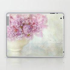 dreamy peonies Laptop & iPad Skin