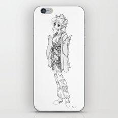 Princess iPhone & iPod Skin