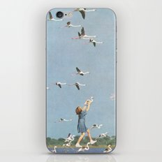 Taking Flight iPhone & iPod Skin