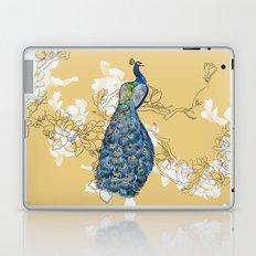 Animalia - The Peacock - Animal kingdom print Laptop & iPad Skin
