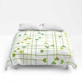 CORAZONES VAN Comforters