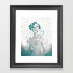 Evoke of Interest Framed Art Print