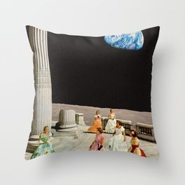 'Ulysses' Throw Pillow