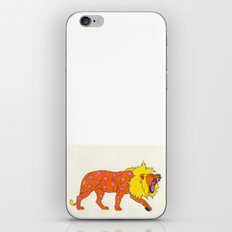 Fashion Animals, Spring 2014 Collection: Tacheté Lion iPhone & iPod Skin