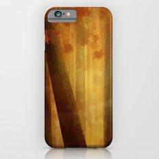 warm trees, summer breeze iPhone 6s Slim Case