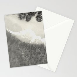 Leave nothing, but your footprints series - III.-  Stationery Cards