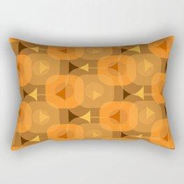 Disco 70s Rectangular Pillow