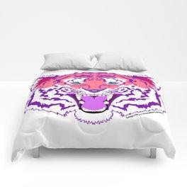 Pink Endangered Comforters