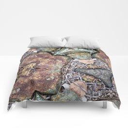 Rock Garden #1 Comforters