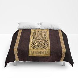 Golden Ornement Comforters