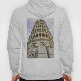 Pisa leaning tower Hoody