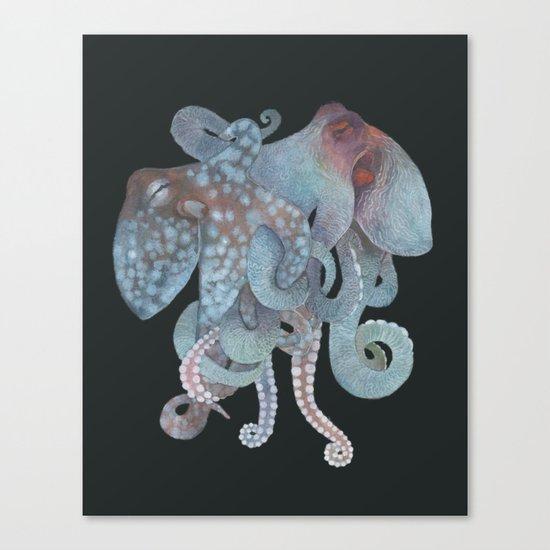 Tangled No. 1 Canvas Print