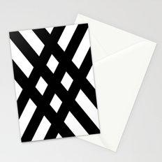 dijagonala v.2 Stationery Cards