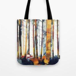 Autumn Hunt Tote Bag