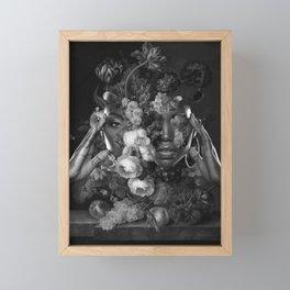 What's Going On Framed Mini Art Print