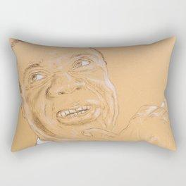 Louis Armstrong Rectangular Pillow