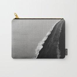 BLACK SAND BEACH Carry-All Pouch