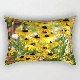 Wild Flowers Rectangular Pillow