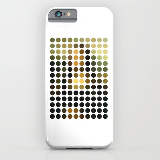 Mona Lisa iPhone & iPod Case
